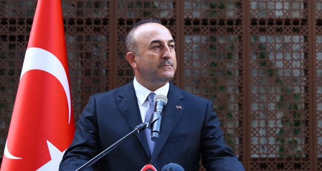Foreign Minister Çavuşoğlu said FETÖ targeted nation's will with the coup attempt,  but, the nation's courage prevailed.