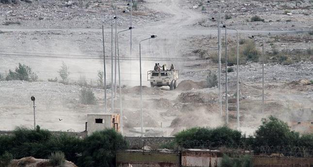 الجيش المصري يعلن مقتل 18 إرهابيا في قصف جوي بسيناء
