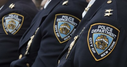 pA Muslim police officer who wears a hijab at work says she was insulted, harassed and discriminated against by her fellow New York City officers because of her religion./p  pOfficer Danielle...