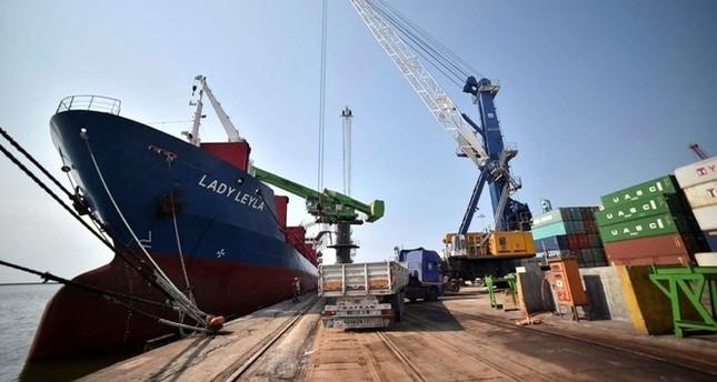 الصادرات التركية تتجاوز14مليار دولار الشهر الماضي