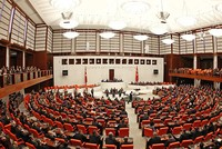 Turkish Parliament buckles down to choose speaker