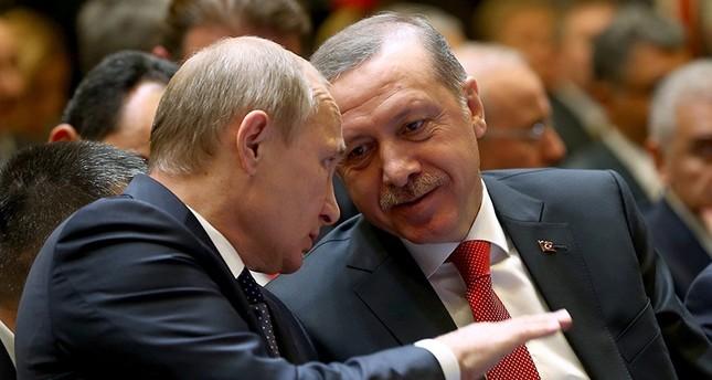 بوتين يزور تركيا الأسبوع المقبل لحضور مباراة كرة قدم مع أردوغان