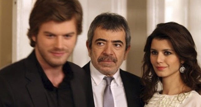 """""""Aşk-ı Memnu"""" (Forbidden Love) is one of the most-watched Turkish series abroad."""