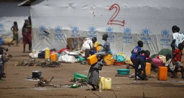Uganda faces fastest-growing refugee crisis as 1M South Sudanese pour in