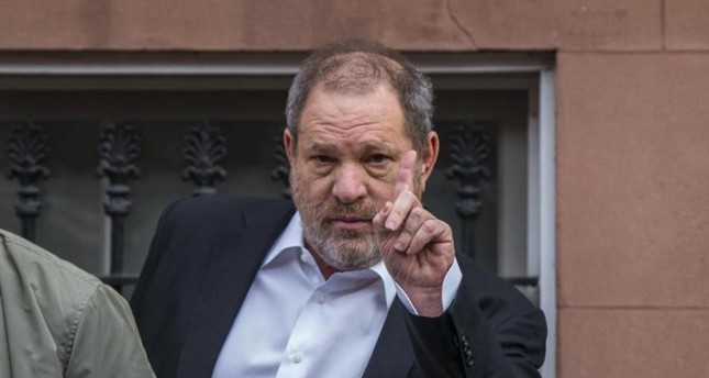 NY state sues Weinstein for failing to protect staff