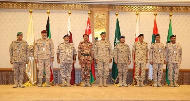 انطلاق اجتماع رؤساء أركان التعاون الخليجي ومصر والأردن بمشاركة أمريكية