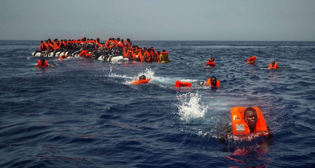 #SeaWatch: Hundreds more Drown as Rescue Boats deliberately Blocked. #RacistEurope