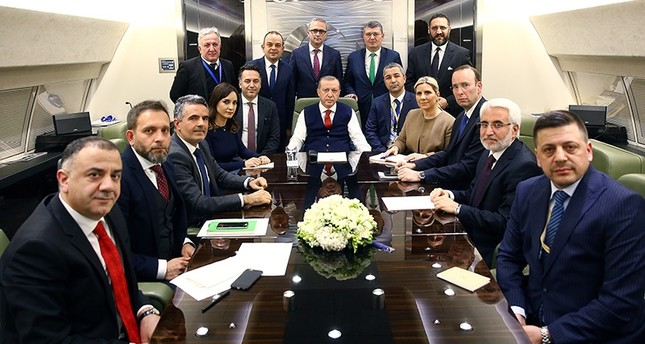 أردوغان: هدفنا المقبل بعد الباب التوجه نحو منبج