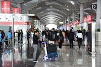 Аэропорты Стамбула обслужили почти 24 млн человек