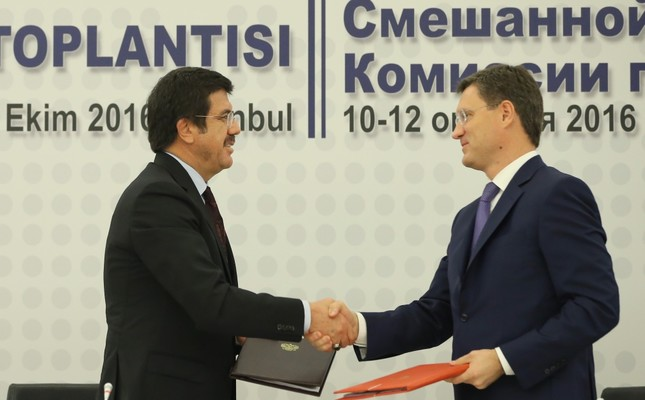 Turkey Russia Aim To Complete Free Trade Agreement In 2017 Daily