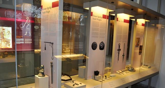 أماصرة التركية.. متحف غني في مدينة تنضح أرضها بالآثار