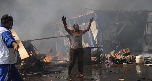 في ذكرى رابعة.. مصريون وعرب يتذكرون ضحايا المذبحة بينما تهاجمهم صحف الدولة