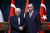 Turkey will continue to support Palestinian people, Erdoğan says