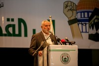 Hamas chief Haniyeh calls for alliance to save Palestine cause
