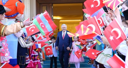 Turkey celebrates Nat'l Sovereignty and Children's Day
