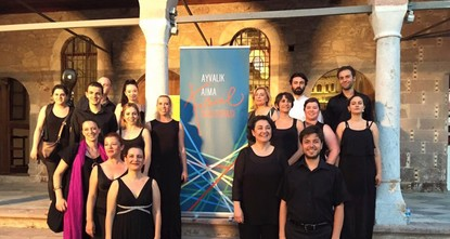 pThe Ayvalık International Music Academy (AIMA) Music Festival, which will run from July 18 to July 21, promotes classical music in Turkey./p  pThe festival, which will be held for the fourth...