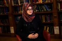 Khashoggi's fiance blames Saudi Arabia for journalist's murder, demands explanation