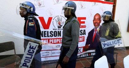 Opposition claims fraud in Zimbabwe elections, President Mnangagwa urges calm
