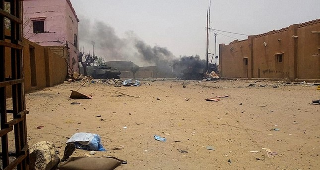 مقتل جنديين فرنسيين في هجوم استهدف قوة برخان شمالي مالي