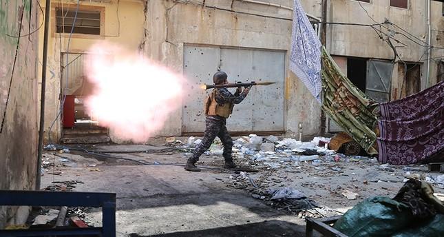 مقتل قيادي بـداعش روسي الجنسية في الموصل