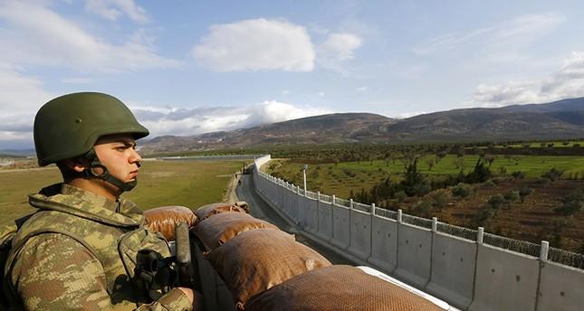 انشقاق جندي من جيش النظام السوري ولجوؤه إلى تركيا