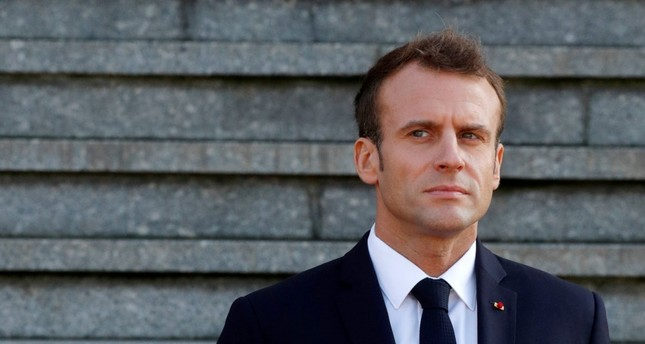 French President Emmanuel Macron had called for the formation of a real European army, on Nov. 6.