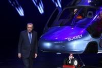 Turkey's T625 multi-purpose helicopter named 'Gökbey'