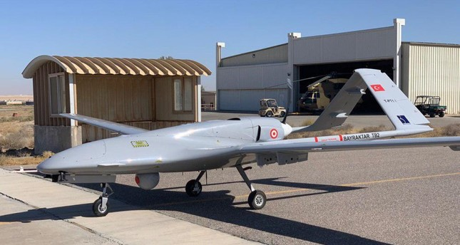 Turkey's indigenous Bayraktar drone breaks endurance record