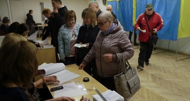 Stichwahl ums Präsidentenamt in der Ukraine