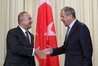 Turkey, Russia discussing possible operation in Syria's Idlib, Lavrov says