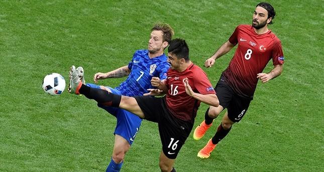 أمم أوروبا.. تركيا تخسر أمام كرواتيا وألمانيا تخطف فوز ثمين من أوكرانيا