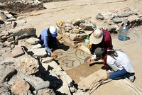 1,500-year-old church with mosaic floor unearthed in southwest Turkey