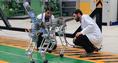 Local initiative spurs Turkey's robot horse