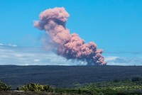 At least 1,500 people evacauted over volcano threat in Hawaii