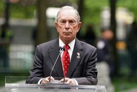 Billionaire Bloomberg takes new step towards Democratic White House run