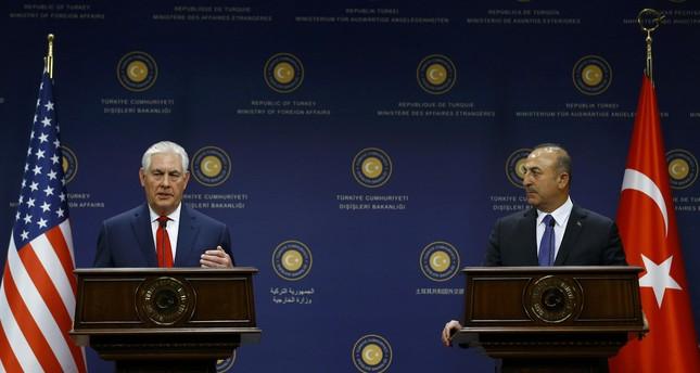ملفات معقدة وحاسمة على أجندة وزير الخارجية الأمريكي الذي يزور تركيا