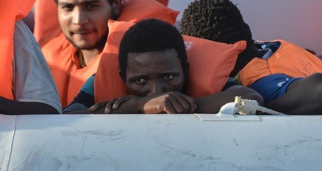 تركيا تضبط 148 لاجئاً ومهاجراً حاولوا العبور خارج حدودها