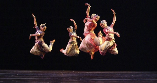 Indian traditional dance for Istanbul audiences