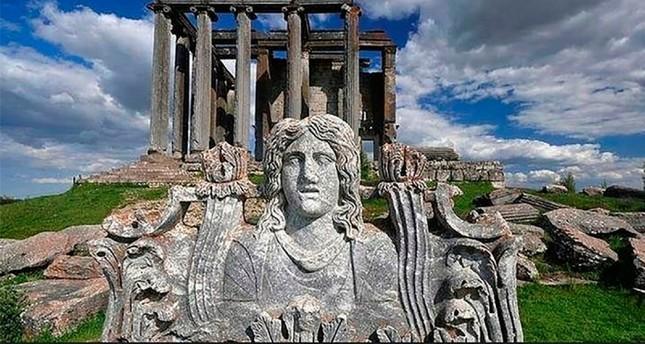 موقع آيزانوي الأثري الأناضول