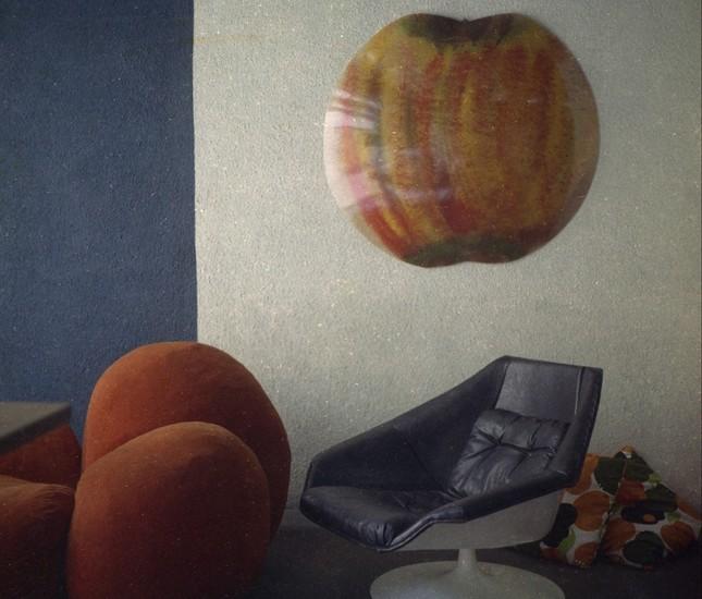 An iconic armchair designed by Yılmaz Zenger.