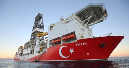Second Mediterranean drillship to arrive by end of Jan