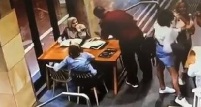 Man attacks 38-week pregnant Muslim woman in Sydney cafe