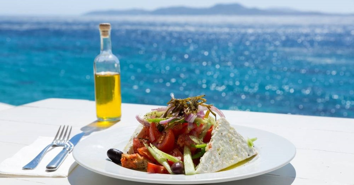 You can taste the best examples of Aegean cuisine at Lesvos Food Festival.