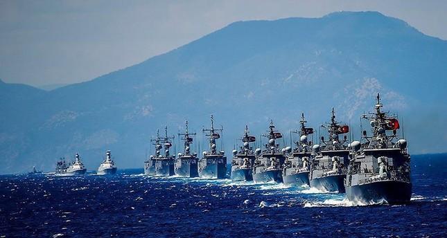 تركيا وقطر تجريان مناورات بحرية مشتركة الأحد المقبل