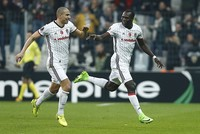 Beşiktaş knock-out Hapoel Beer-Sheva, move on to the last 16 in Europa League