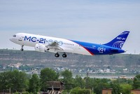 Russia's new passenger plane embarks on maiden flight, eyes Airbus, Boeing mid-range market share