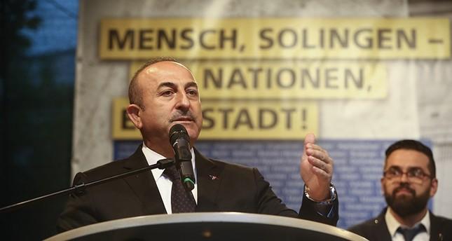 تشاوش أوغلو: تركيا والاتحاد الأوروبي يحتاجان إلى بعضهما بعضاً