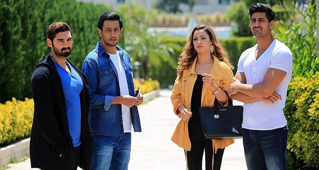 مسلسل البيت الكبير جاهز للعرض على شاشة TRT العربية