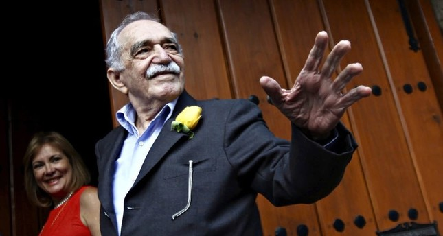 Gabriel Garcia Marquez. (FILE Photo)