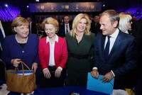 EU's Donald Tusk to lead center-right European People's Party
